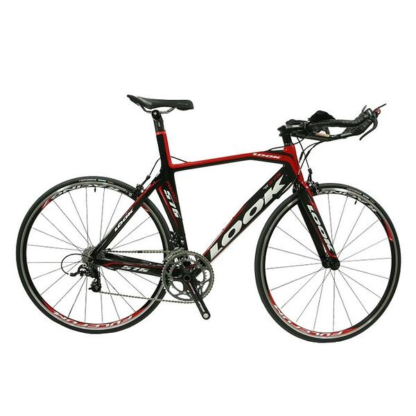 Look 576 Aero SRAM Rival Road Bike '09