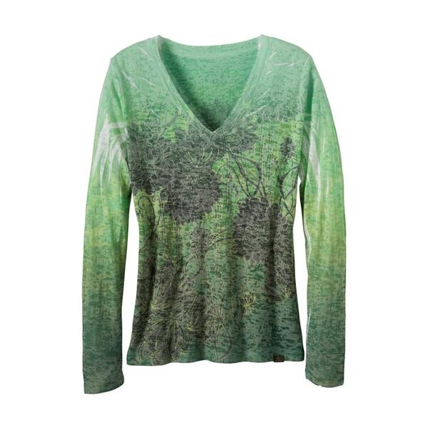 Prana Women's Lotus Long Sleeve Top