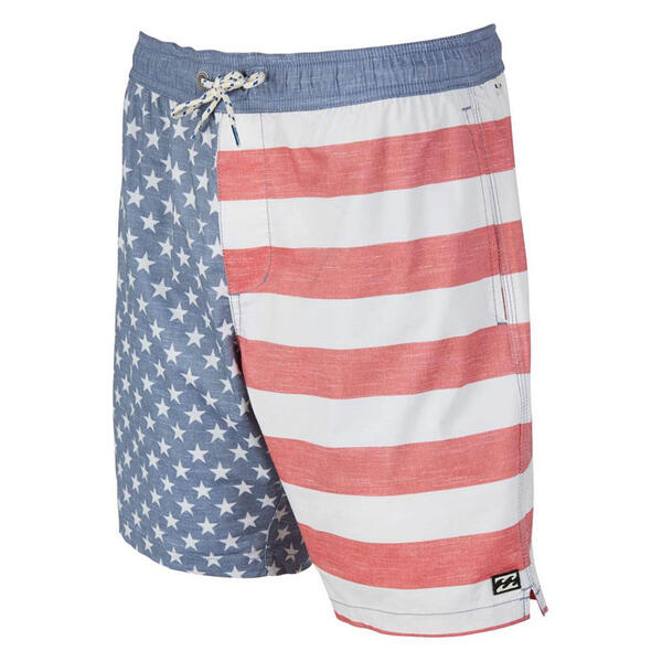 Billabong Men's Rex Layback Short