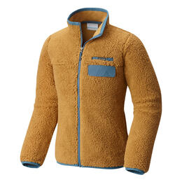 Columbia Youth Mountain Side Heavyweight Fleece Jacket