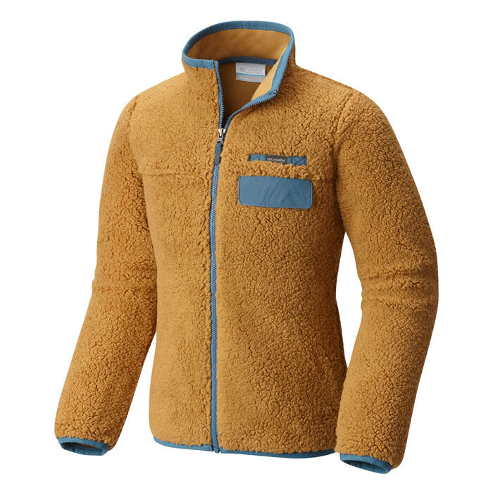 Columbia Youth Mountain Side Heavyweight Fl