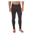 Patagonia Men's Capilene Midweight Bottoms Black Front