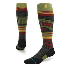 Stance Men's Smoke Shack Snow Socks