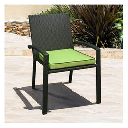 North Cape Cabo Collection Dining Chair Frame with Arms