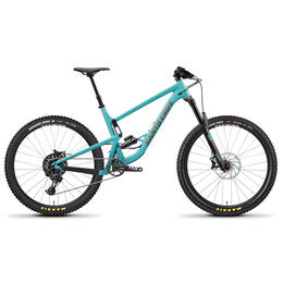 Santa Cruz Men's Bronson C R 27.5 Mountain Bike '19