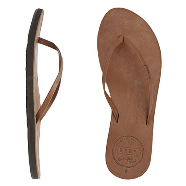 Reef Women's Leather Uptown Sandals
