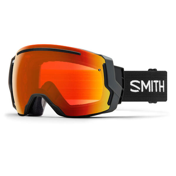 Smith I/O 7 Snow Goggles With Chromapop Red
