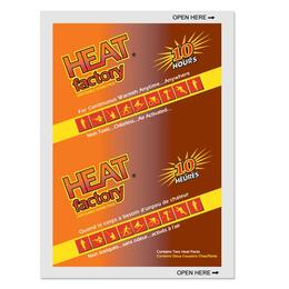 The Heat Factory 2 Pack Hand Warmers