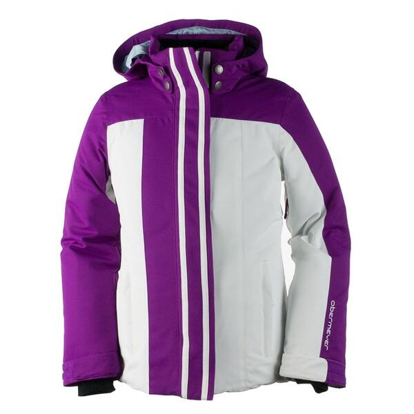 Obermeyer Girl's Kai Ski Jacket