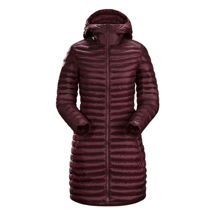 Arc`teryx Women's Nuri Coat Crimson