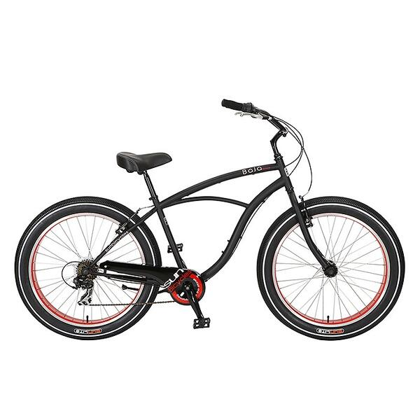 Sun Baja Cruz 7 Speed Cruiser Bike