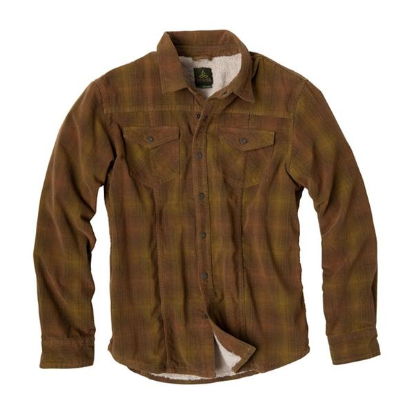Prana Men's Gomez Long Sleeve Corduroy Jacket