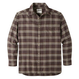 Mountain Khakis Men's Peden Plaid Flannel L
