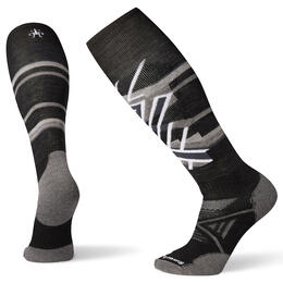 Smartwool Men's PHD Medium Pattern Ski Socks