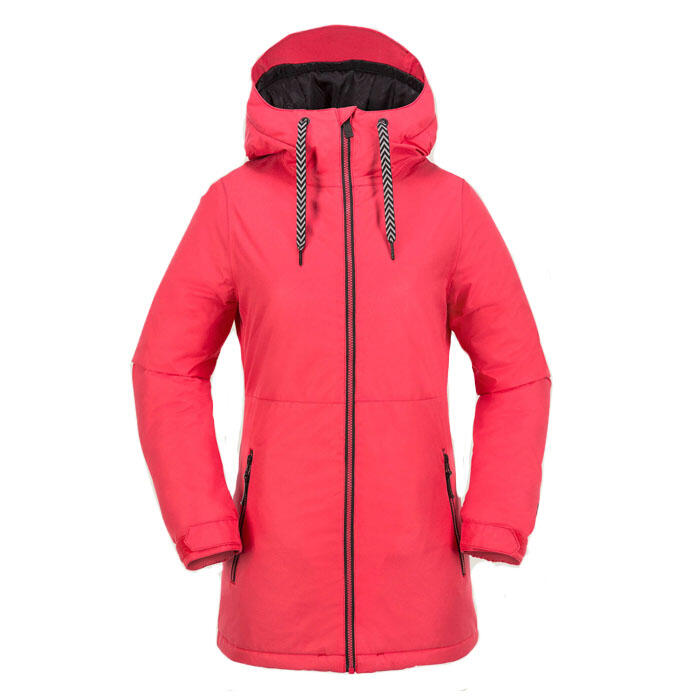 Volcom Women's Act Insulated Snow Jacket