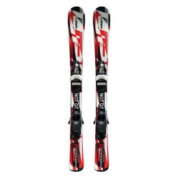 Elan Jr. Boy's Formula Skis with EL 4.5 Bindings '13