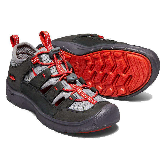 Keen Boy's Youth Hikeport Vent Sandals