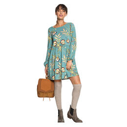 Roxy Women's Highland Escape Long Sleeve Dress