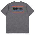 Brixton Men's Palmer Short Sleeve Premium T Shirt alt image view 6