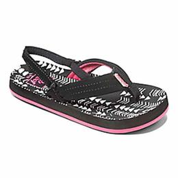 Reef Girl's Little Ahi Sandals