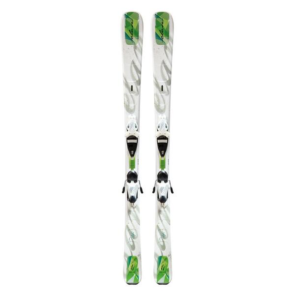 Elan Women's Delight All Mountain Skis with ELW 9.0 QT Bindings '14