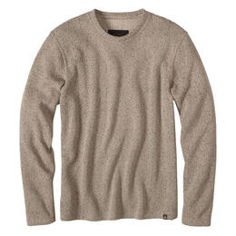 Prana Men's Sherpa Crew Neck Long Sleeve Top