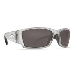 Costa Del Mar Men's Corbina Polarized Sunglasses with Grey Lens