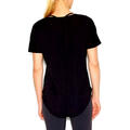 Lucy Women's Final Rep Short Sleeve Top Black Back