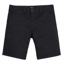 Brixton Men's Toil II Hemmed Shorts