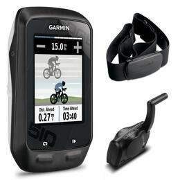 Garmin Edge 510 GPS Performance Cycling Computer Bundle