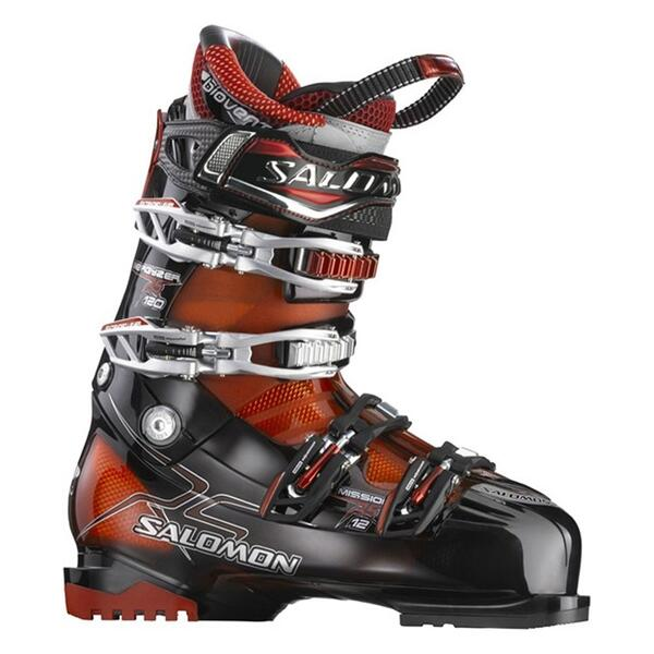 Salomon Men's Mission RS 12 Ski Boots '11