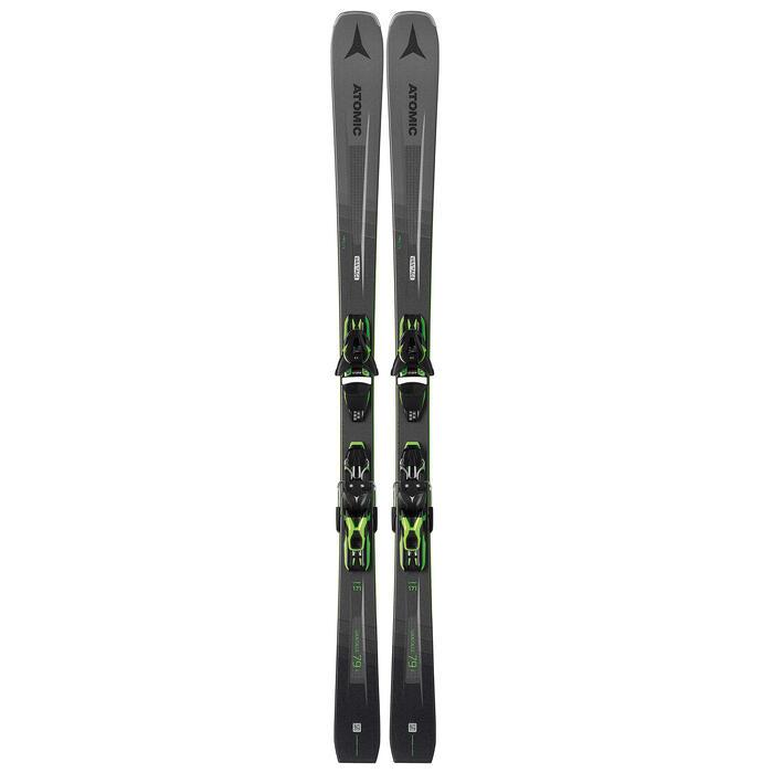 Atomic Men's Vantage 79 C Skis With FT 10 GW Bindings '20
