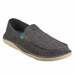 Sanuk Men's Vagabond Tripper Grain Slub Casual Shoes