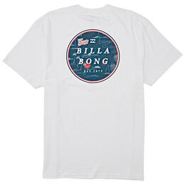 Billabong Men's Rotor Short Sleeve T Shirt