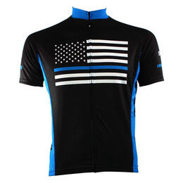 Canari Men's #BackTheBlue Cyclling Jersey