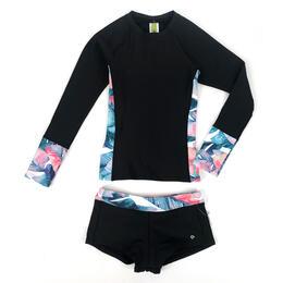 634079fa91fa Sale Next By Athena Girl's Summer Shade Rashguard Swimsuit Set