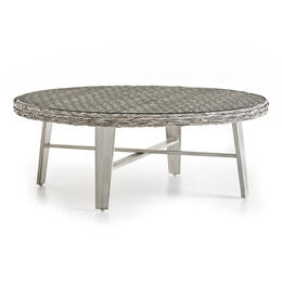 South Sea Rattan Grande Isle Round Coffee Table