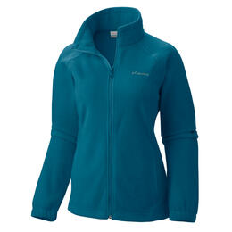 Columbia Women's Benton Springs Full Zip Fl