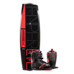 Hyperlite Men's State 2.0 Wakeboard w/ Remix Bindings '16