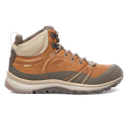 Keen Women's Terradora Leather Mid Waterproof Hiking Shoes
