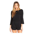 Billabong Women's Day La Sol Rib Romper Rom
