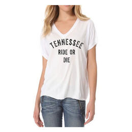Oil Digger Tees Women's Tennessee Ride Or D