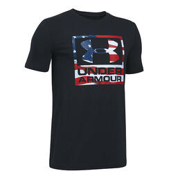 Under Armour Boy's Freedom BFL T Shirt