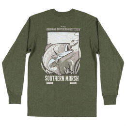 Southern Marsh Men's Vistas Long Sleeve Tee Shirt