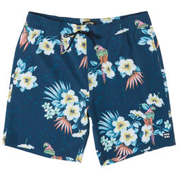 Billabong Men's Sundays Layback Boardshorts