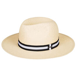 Roxy Women's Here We Go Straw Panama Hat