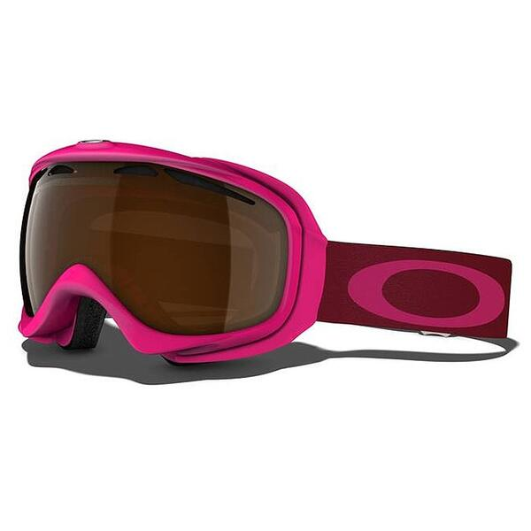 Oakley Elevate Snow Goggles with Black Iridium Lens
