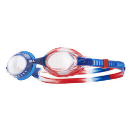 TYR Kids Swimple USA Swim Goggles
