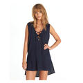 billabong womens for you dress navy