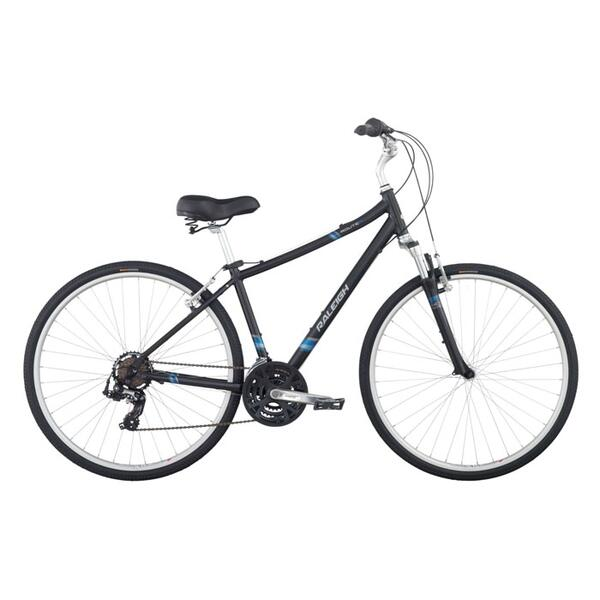 Raleigh Route 3.0 Hybrid Bike '15